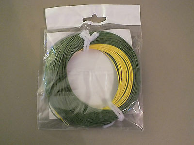 6/7 switch fly line  floating  w/ pvc welded loop Great fly line