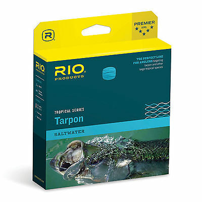 RIO Tarpon Saltwater Tropical Series 100ft Floating Fly Fishing Line