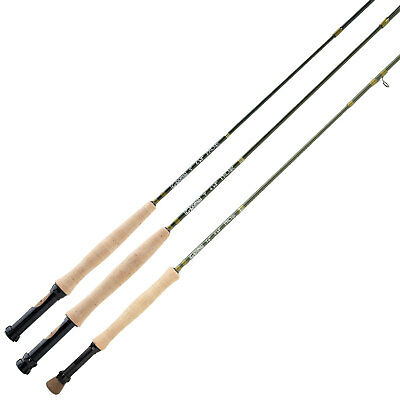 G Loomis PRO 4X Trout Fly Fishing Rod Lightweight Rod 4-Piece - All Sizes