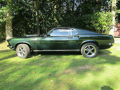 Ford Mustang Gt 390 Mach1 1969 S Code Muscle Car  Px Poss