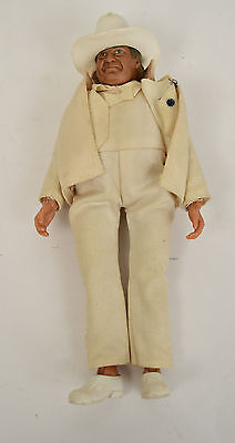 "Dukes Of Hazzard Boss Hogg Mego 8"" Action Figure 1981 1973"