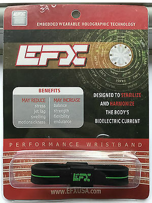 EFX Embedded Holographic Energy Bracelet / Band