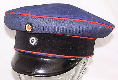 WW1 Original German Army Flying or Artillery Officer's Cap
