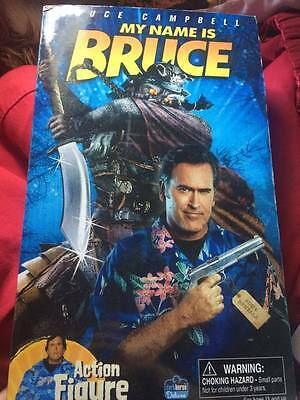 My Name Is BRUCE DELUXE Action Figure