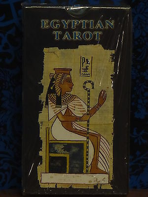 The Egyptian Tarot deck By Lo Scarabeo (Author)