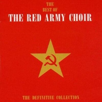 Best Of Red Army Choir: Definitive Collection - 2 DISC SET - Re (2002, CD NUOVO)