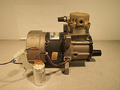 Rietschle Thomas 100-0675-00 Air Compressor Pump Tested  7.4 - 10.80 Psi