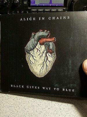 Alice in Chains CD, Black Gives Way To Blue