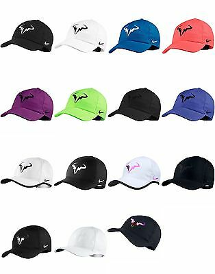 Brand NEW with Tags Authentic *NIKE RAFA NADAL Hat Cap* Dri Fit UNISEX Box Ship