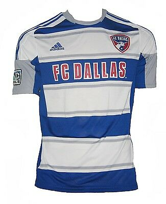 FC Dallas Trikot Away 2011/12 Adidas Shirt Jersey MLS Soccer Gr.S