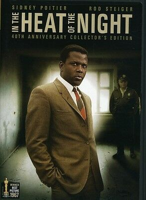 In the Heat of Night [40th Anniversary Edit (2009, DVD NUEVO) WS/40th (REGION 1)