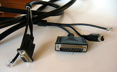 POS Interface cable for Computer or PSU connection etc