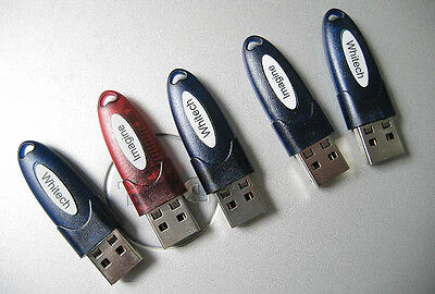 8x Assorted Whitech Imagine Software Dongle for Kiosk Applications
