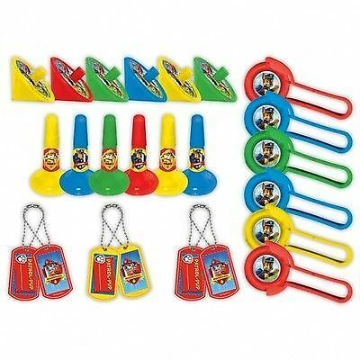 24 Piece Paw Patrol Favor Pack Party Toys Loot Bag Filler Gifts