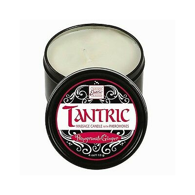 Calexotics - TANTRIC CANDLE W PHER. POMGR.GINGER