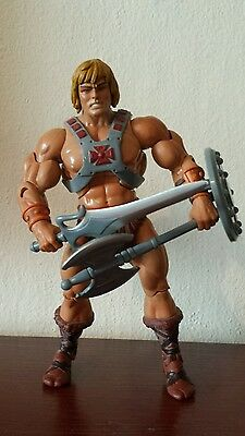Masters of the universe classics He-Man  action figure First Release