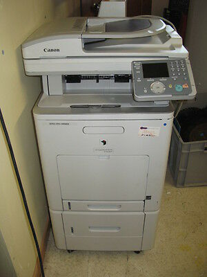 photocopieuse laser couleur Canon imageRUNNER C1028iF