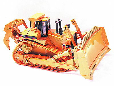 Caterpillar CAT D11R Planierraupe Norscot 1:50 Cat D 11 R