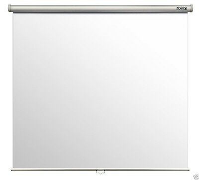 Acer M87-S01MW - *NEW* Manually operated projection screen - 87 in ( 221 cm )