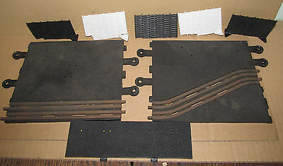 Scalextric Classic Goodwood Chicane Track Sections Etc Suit Slot Car Layout