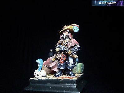 Witch Hunter - The Empire - Warhammer Fantasy Pro Painted