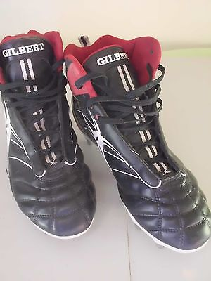 rugby boots - new -mens size 8