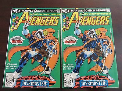 The Avengers #196 (Jun 1980, Marvel) VF 8.5 nice copies several avail TASKMASTER