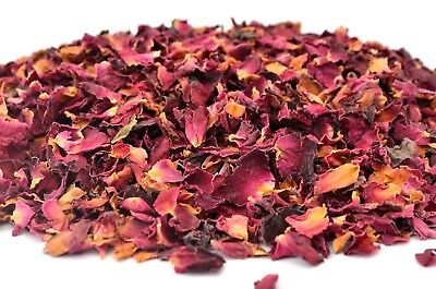Biodegradable Rose Petals - Natural Confetti, Potpourri, Bath Bomb, Soap, Dried