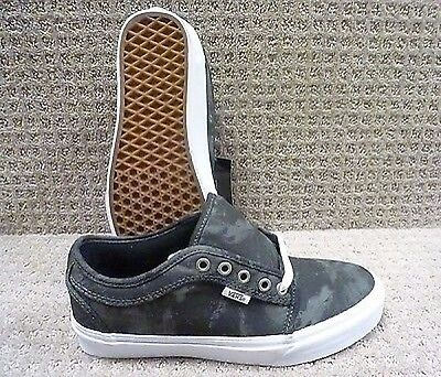 12ae999c8e5f New Vans Chukka Low Cyclone Charcoal Black Size Mens 7 25 Cm Shoes Womens  8.5