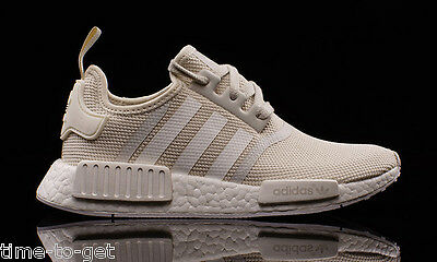 436f13883af70 Adidas NMD R1 Talc Off White S76007 Sizes 4 to 10 Availables Chalk Boost  Nomad
