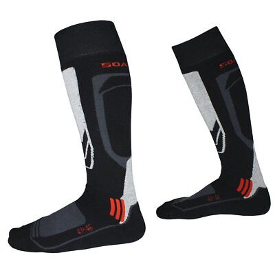 Men Long Casual Thick Sport Socks Thermal Snow Ski Hiking Outdoor Snowboard Warm