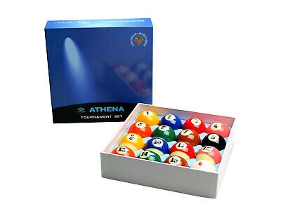 New Cyclop Billiard Traditional Color  Ball set TV Edition+ free ball Cleaner