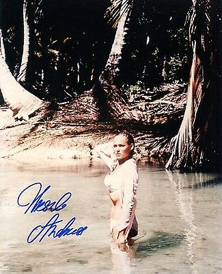 URSULA ANDRESS Dr NO  Autographe dedicace signed photo signiert autografo