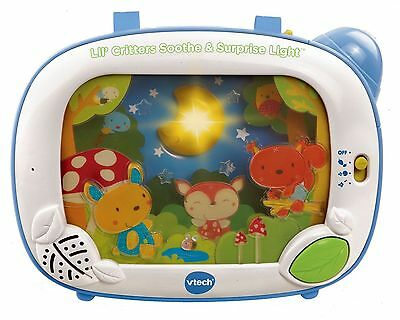Vtech Lil Critters Soothe & Surprise Light Birth+ light projector baby to sleep