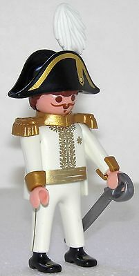 GENERAL ÖSTERREICH Playmobil Austria vs. Napoleon Garde Offizier Top Custom 1639