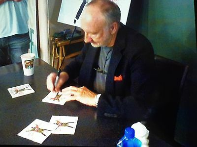 Pete Townshend The Who Signed Classic Quadrophenia Cd + Booklet W/proof Nyc 5/29