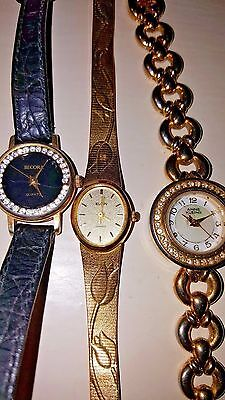 Lot Of Three Watches Vintage