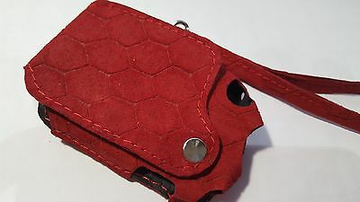 Genuine Leather Case for glucose monitoring Libre Freestyle