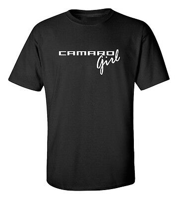 Camaro Girl Chevy Size S - 5Xl T-Shirt *Free Shipping*