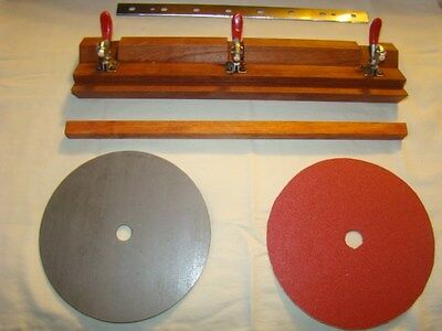 planer blade sharpener  watch video below and judge for yourself. Hand made