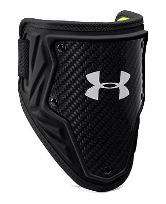 Under Armour Mens BatterS Elbow Guard Large/X-Large Black Industrial Safety Wear