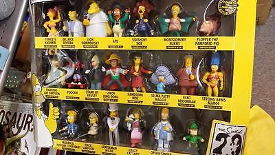 The Simpsons 20th anniversary limited edition figurine collection
