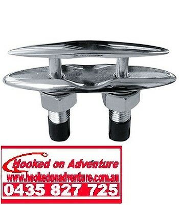 Cleats Pull UP 4 1/2 inch 316 Stainless Steel