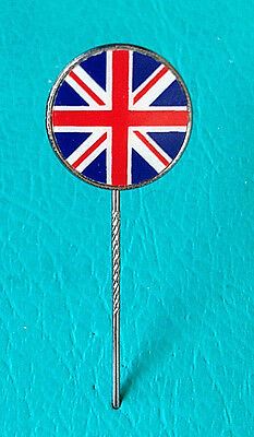 GREAT BRITAIN Country flag -  hard enamelled vintage pin badge