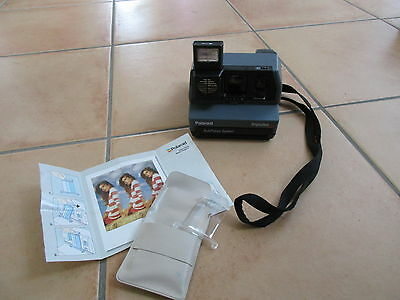 POLAROID IMPULSE AF &  Filter ~ MULTI IMAGE 3 ~Instant Camera ~ TOP