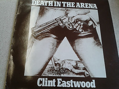 Clint Eastwood - Death In The Arena [Cha Cha] (UK LP Ex. Vinyl)