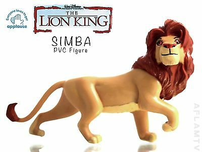 Lion King Simba PVC figure Cake Topper Figurine Applause Disney Guard Mufasa