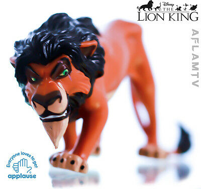 Lion King Scar PVC Figure Figurine  Applause Disney Cake Topper B4 Lion Guard