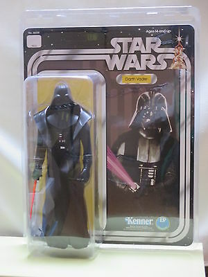 Gentle Giant Star Wars Darth Vader Jumbo Vintage Retro Kenner Action Figure 12""
