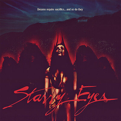 Jonathan Snipes - Starry Eyes Limited Edition Coloured Vinyl LP WaxWork OOP New